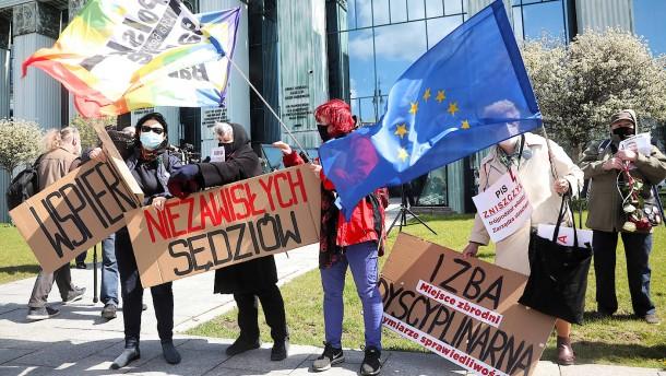 Warschau auf dem Weg zum Polexit