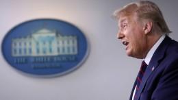 Trump schlägt in Corona-Pandemie pessimistischere Töne an