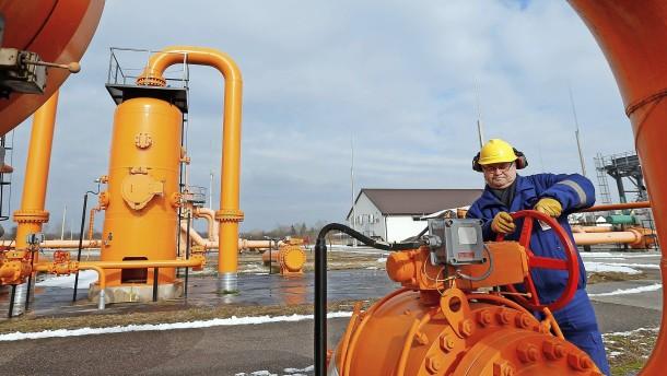 Wie Gazprom Südosteuropa an sich bindet