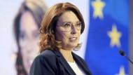 Kann sie der PiS die Mehrheit abjagen? Malgorzata Kidawa-Blonska