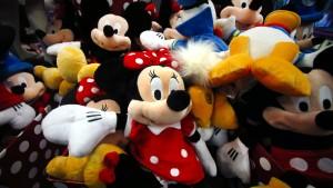 Schwaches Quartal für Walt Disney