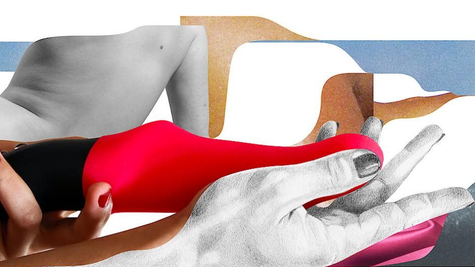 Was vor 30.000 Jahren mit poliertem Gestein anfing, wurde im 19. Jahrhundert unter Strom gesetzt und erhält heute Design-Awards. Julia Ossko und Eugen Schulz setzten die Geschichte der Sexspielzeuge bildhaft in Szene.