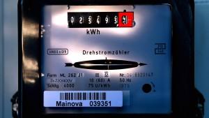Die Stromrechnung wird günstiger