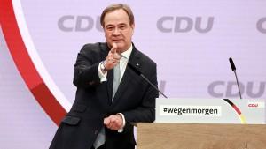 Der knappe Sieg des Merkelianers