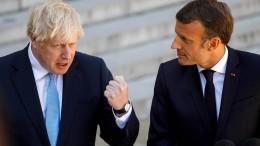 Johnson schließt weiteren Brexit-Aufschub aus