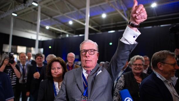 Deutsche Ärzteschaft hat einen neuen Präsidenten