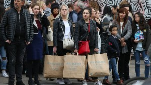Höherer Mindestlohn soll Brexit mildern
