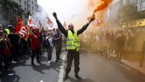 Genießt den Streik, die Reform wird fürchterlich