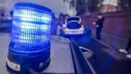 Mann nach angedrohter Selbstsprengung festgenommen