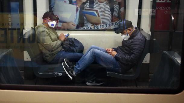 Das Virus treibt die Menschen ans Smartphone