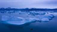 Kulusuk in Grönland: Das Eis ist bedroht.