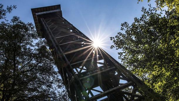 Fast 150.000 Euro Spenden für neuen Goetheturm