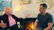 """Roman Blank und YouTuber Davey Wavey: """"Ich brauche keinen neuen Partner mehr. Aber freuen würde ich mich schon."""""""
