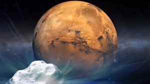 Mit 200.000 kmh Richtung Mars