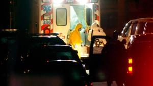 Gesundheitsbehörde erlaubte Pflegerin trotz Fieber Flug nach Dallas