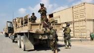 Nato-Soldaten in Kämpfe bei Kundus verstrickt