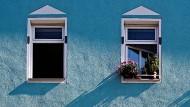 Mehrfamilienhäuser werden besonders schnell teurer.