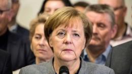 Die Verlierer sind Angela Merkel und die CDU