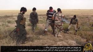 Gegen den Islamischen Staat