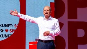 Scholz nennt konkrete Zahl für Steuererhöhung