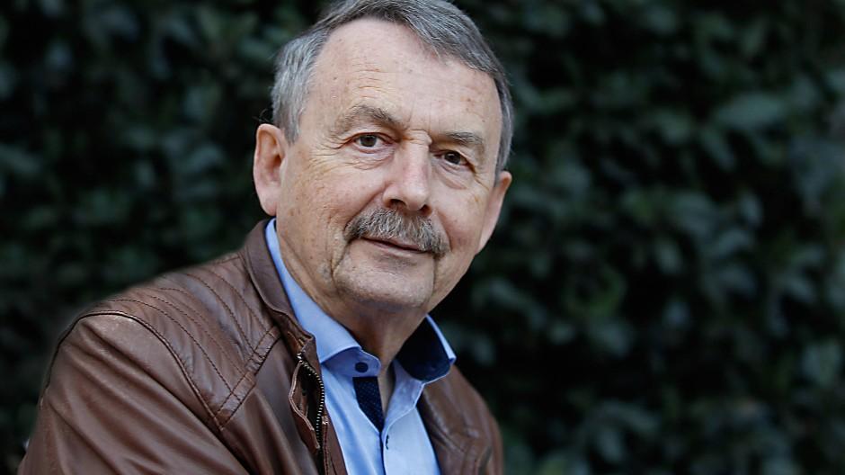 Der Sozialwissenschaftler Wolfgang Streeck