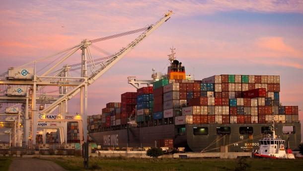 Handelsstreit: China bezichtigt Amerika der Erpressung – und droht zurück