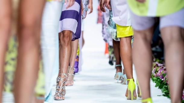 Wie viele Millionen Euro bringt die Fashion Week?