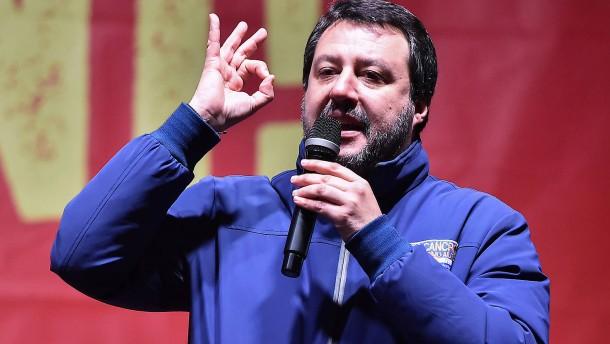 Salvinis Partei verliert Regionalwahl in Italien