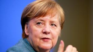 Merkels Schatten