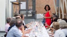 Das Museum Judengasse bittet zu Tisch