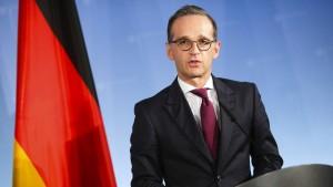 Maas kritisiert Saudi-Arabien im Fall Khashoggi