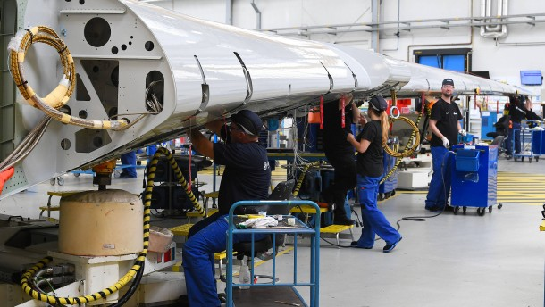 1000 Airbus-Arbeitsplätze in Deutschland hängen am A380