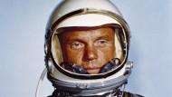 Ältester Astronaut der Welt gestorben