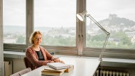 Professorin für Hessische Landesgeschichte: Sabine Mecking.