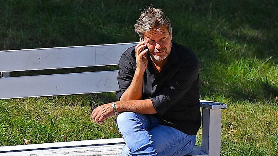 Grünen-Chef Robert Habeck