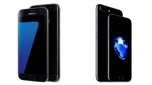 Wer ist besser: iPhone 7 oder Samsung S7?