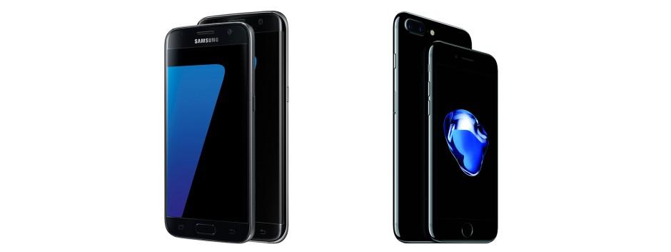 Was ist besser iphone oder samsung galaxy