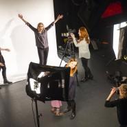 "Im ""Youtube Space"" in Berlin sollen hippe Filme entstehen."