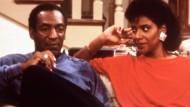 Sanft, jugendfrei, würdevoll? Bill Cosby als netter Familienvater mit Film-Ehefrau Phylicia Rashad