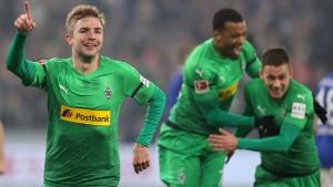 Gladbach zieht an Bayern vorbei