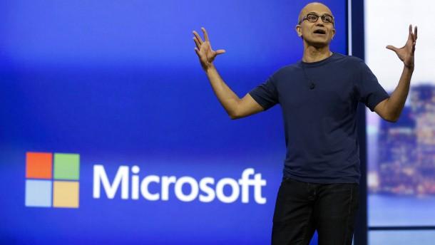 Microsoft kündigt neue Windows-Version an