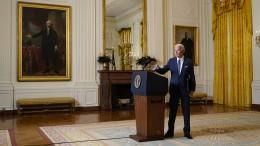 Biden sucht Partner gegen China und Russland