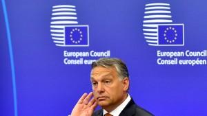 Orbáns Widersprüche