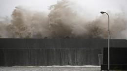 Behörden in Japan rufen zu Evakuierungen auf