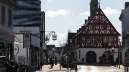 Groß-Gerau ist die Hochburg für Handkäs' und Zahnpasta