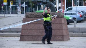 Schüsse auf Mann in Malmö nach Bombendrohung