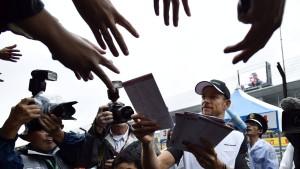 Warum in der Formel 1 Stillstand herrscht