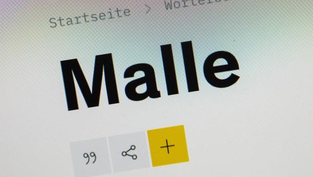 Malle und Magenta