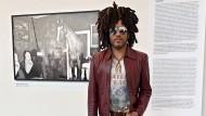 Lenny Kravitz fotografiert gerne mit seiner Leica.