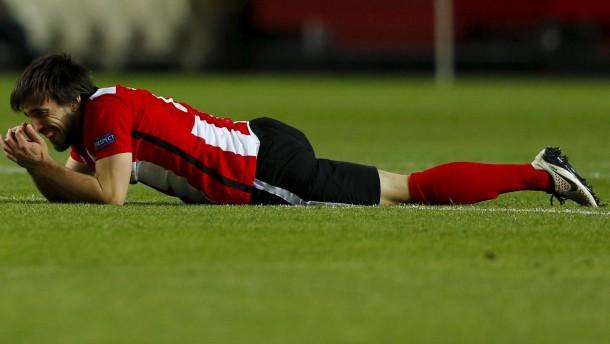 Sevilla stoppt Bilbao im Elfmeterschießen